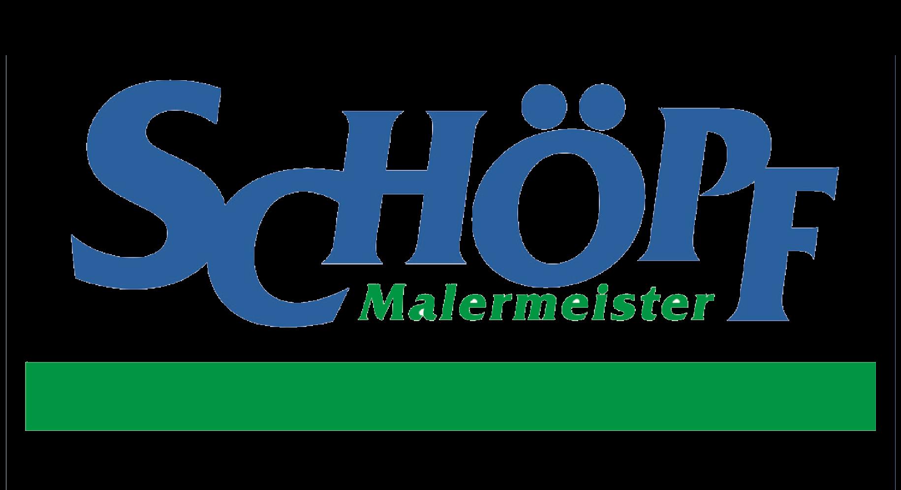 Malerbetrieb Gerold Schöpf logo